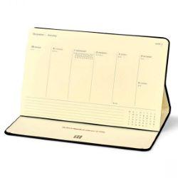 Moleskine Hard Cover Large 12-Month Weekly 2020 Desk Planner