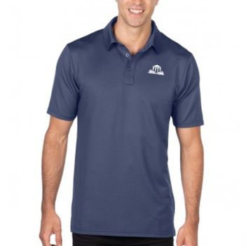 Men's Jacquard Polo - Apparel