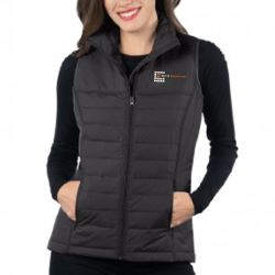 Women's Quilted Puffer Vest
