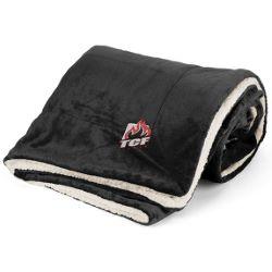 Mink Sherpa Blanket - Solid