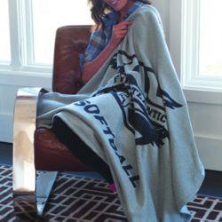 Deluxe Size Stonehouse Sweatshirt Blanket