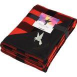 Buffalo Plaid Ultra Plush Throw with Full Color Card
