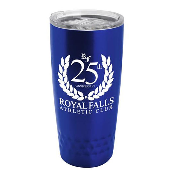 The Pinnacle - 18 oz. Stainless Steel Vacuum Tumbler - Mugs Drinkware