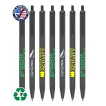 Recycled Plastic Click-A-Stick Pens