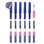 Classic Patriotic Pen with Cap
