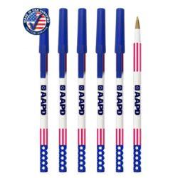 Classic Patriotic Pen with Cap