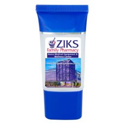 1 oz. Hand Sanitizer Antibacterial Gel Bottle