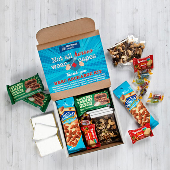 Small Hero Recharge Kit - Food, Candy & Drink