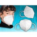 3-Layer KN95 Style Face Mask