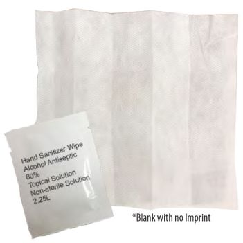 Antiseptic Wipes with 80% Alcohol - Health Care & Safety Fitness Products