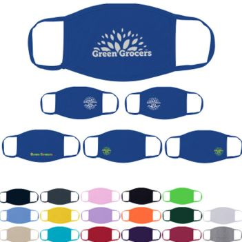 Cotton Reusable 4-Ply Mask - Health Care & Safety Fitness Products