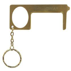Brass Door Opener