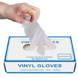 Large Pair of Vinyl Gloves