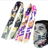 12 x 30 Dye Sublimated Cooling Towel