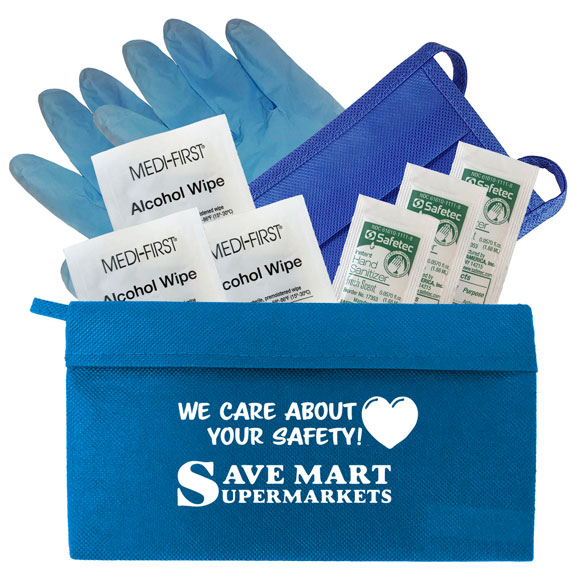 Quick and Complete Protection Kit - Health Care & Safety Fitness Products