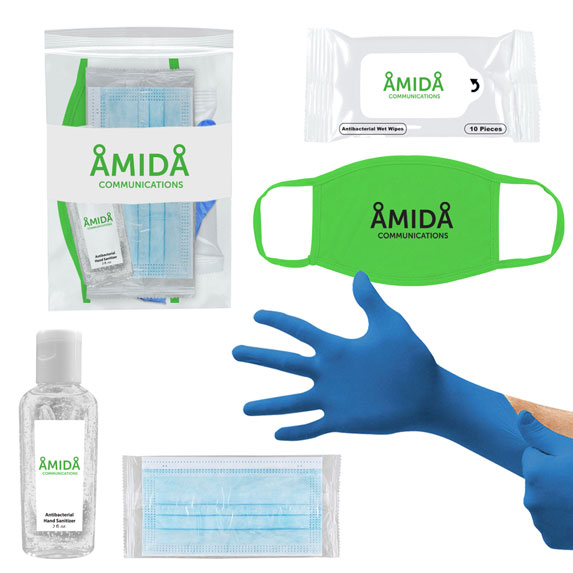 Wellness Pack on the Go - Health Care & Safety Fitness Products
