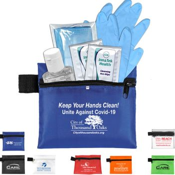 All Around Safety Kit - Health Care & Safety Fitness Products