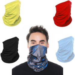 Full Color Gaiter Face Mask