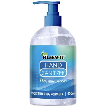 16.9 oz. Hand Sanitizer Gel with 75% Alcohol - Health Care & Safety Fitness Products