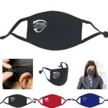 3-Ply Comfort Fit Face Mask with Adjustable Ear Loops