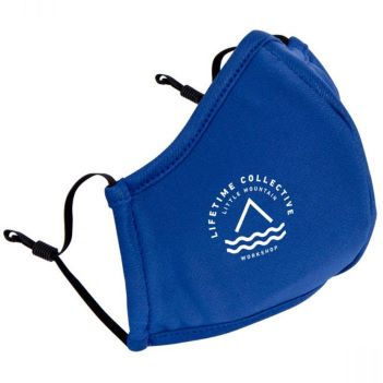 Reusable Athleisure Face Mask - Health Care & Safety Fitness Products