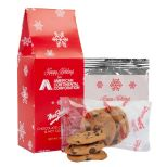 Mrs. Fields® Holiday Cookie Gable Box