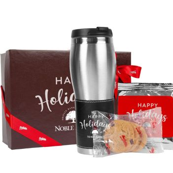 Mrs. Fields® Premium Holiday Drinkware Set - Food, Candy & Drink
