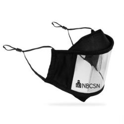 Reusable Clear Window Face Mask