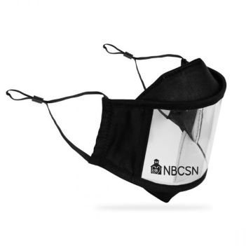 Reusable Clear Window Face Mask - Health Care & Safety Fitness Products