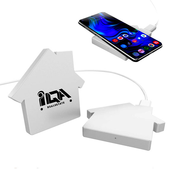 House Wireless Charger - Technology