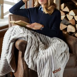 Foxhill Throw Blanket