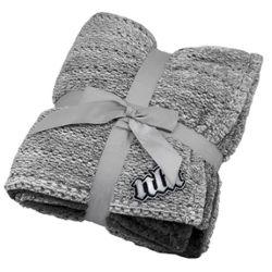 Interwoven Colored Flannel Blanket